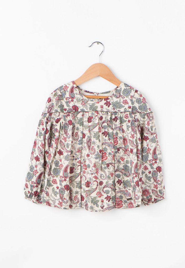 Bluza cu imprimeu floral Tora