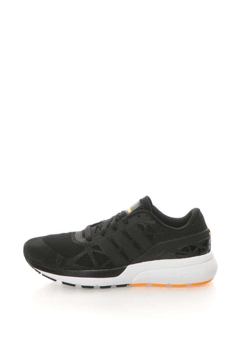 adidas NEO – Pantofi sport Cloudfoam Flow – Negru