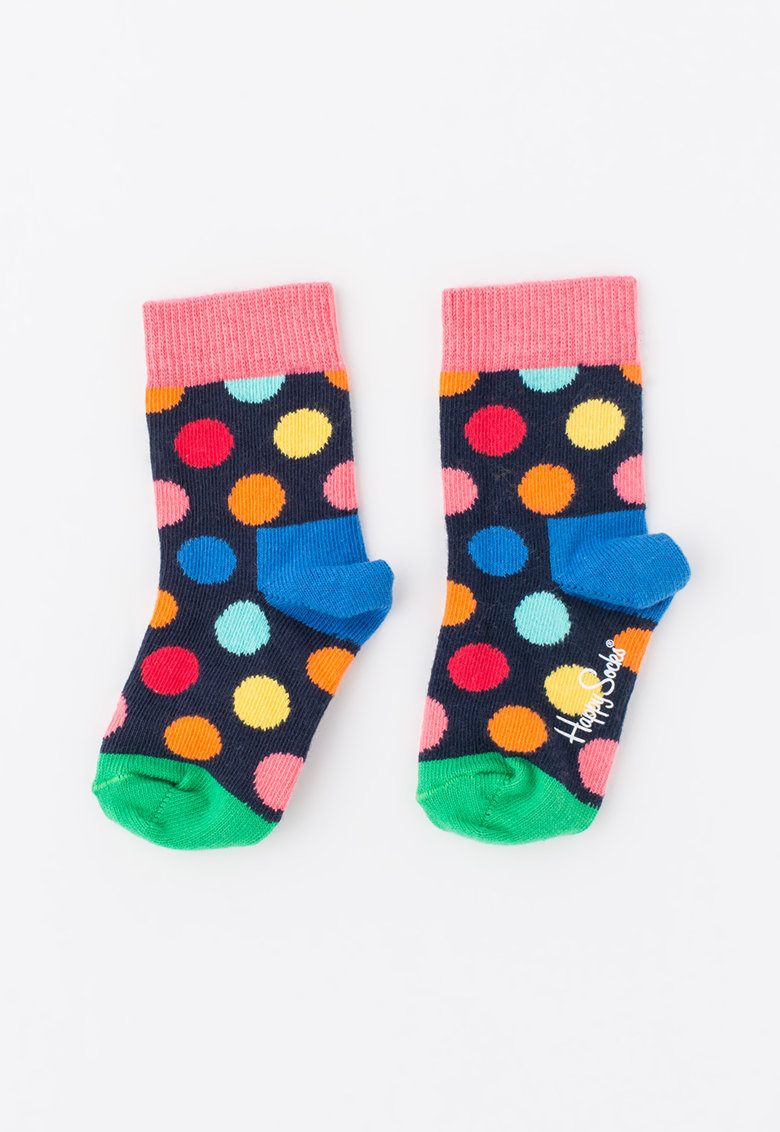 Happy Socks Sosete cu buline Big