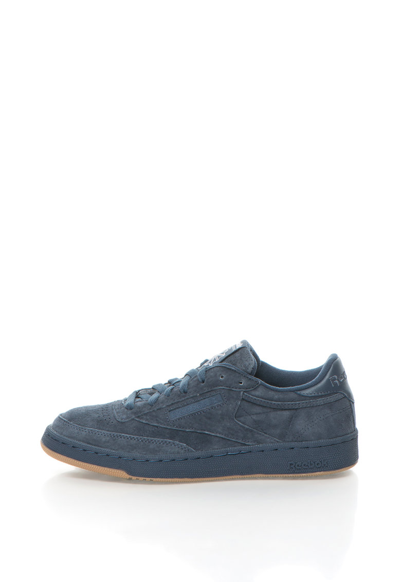 Reebok Classics Reebok – Pantofi sport de piele intoarsa Club C