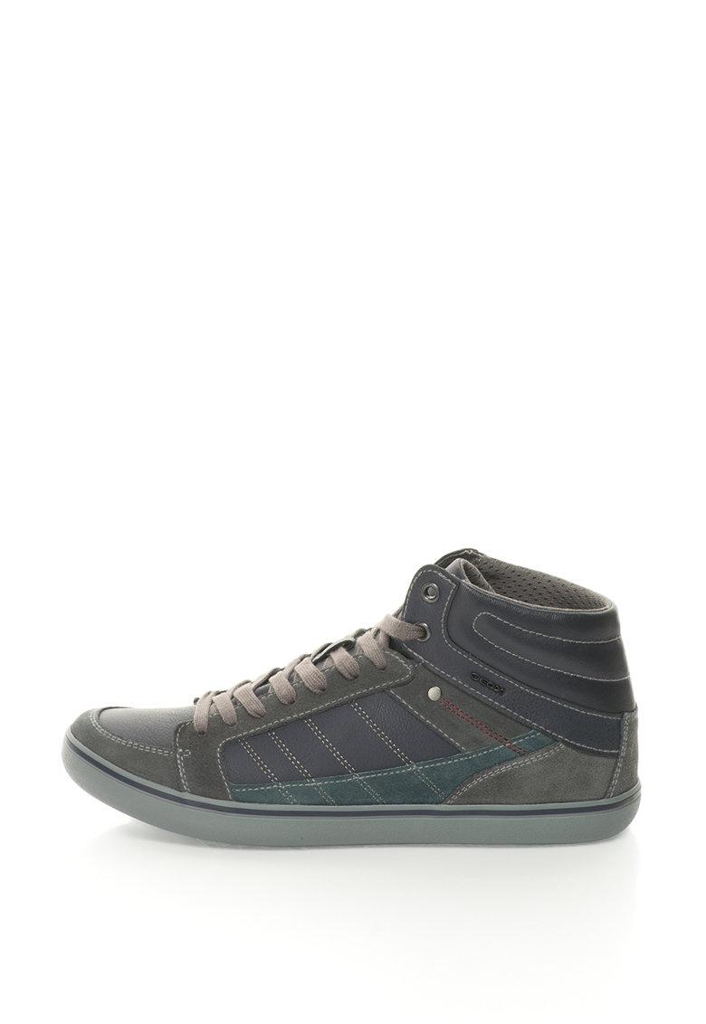 Pantofi sport inalti Box de la Geox