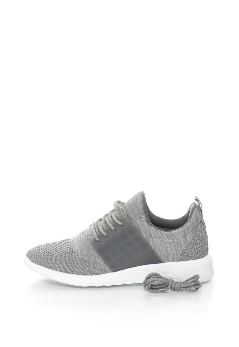 Aldo Pantofi sport slip-on din tricot – cu detalii texturate MX