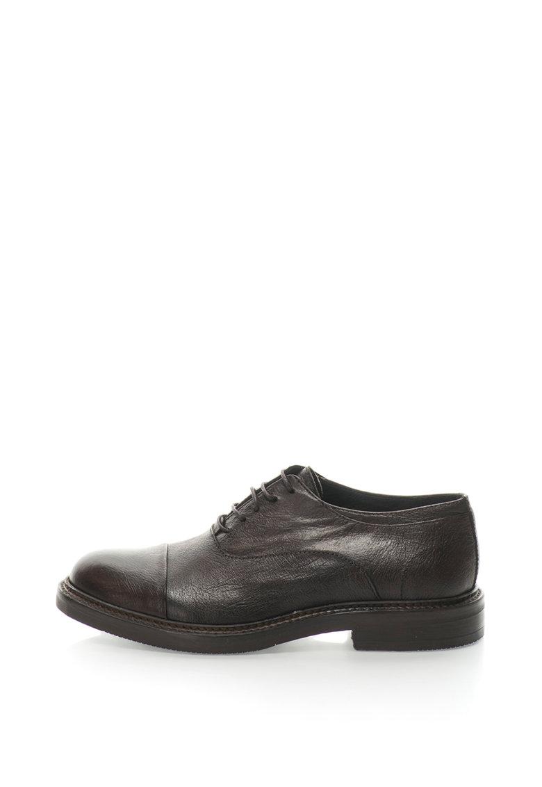 Zee Lane Pantofi Oxford de piele