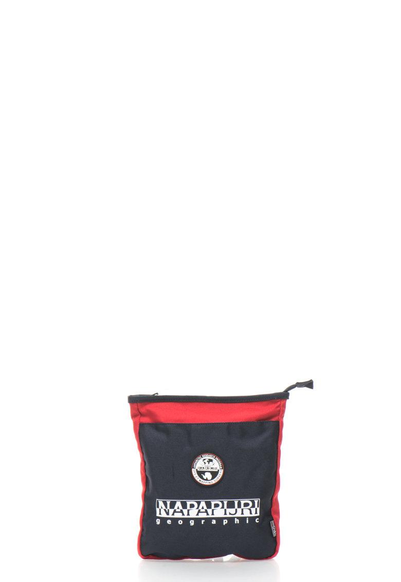 Napapijri Geanta crossboday cu logo Happy – Unisex