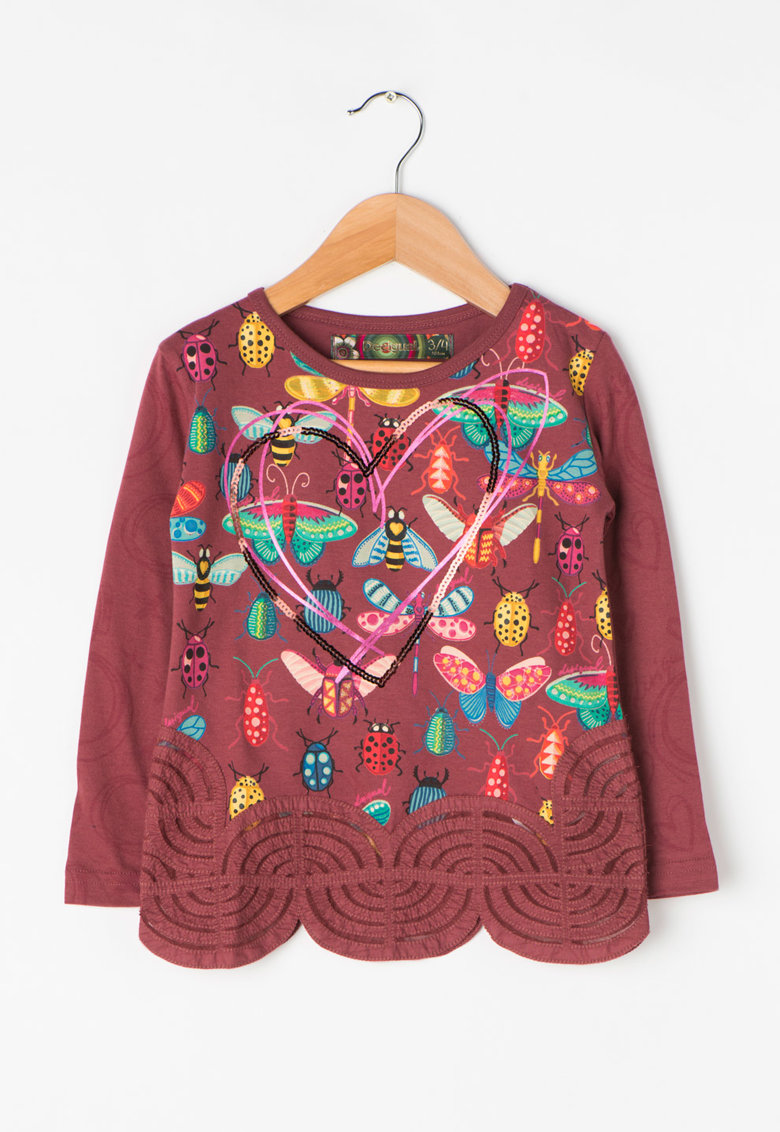 DESIGUAL Bluza cu imprimeu Raleig