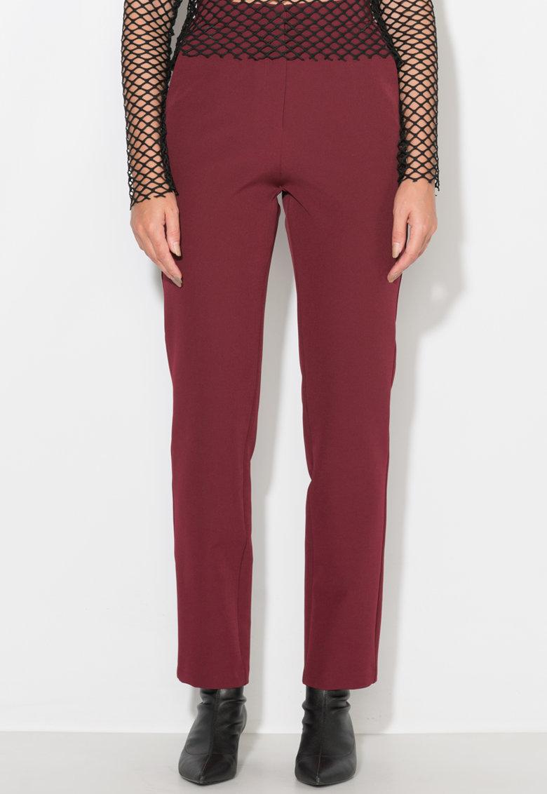 Zee Lane Pantaloni cu buzunare oblice