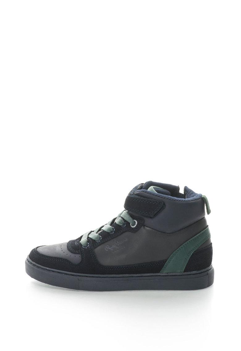 Pantofi sport inalti Montreal de la Pepe Jeans – PBS30303-595