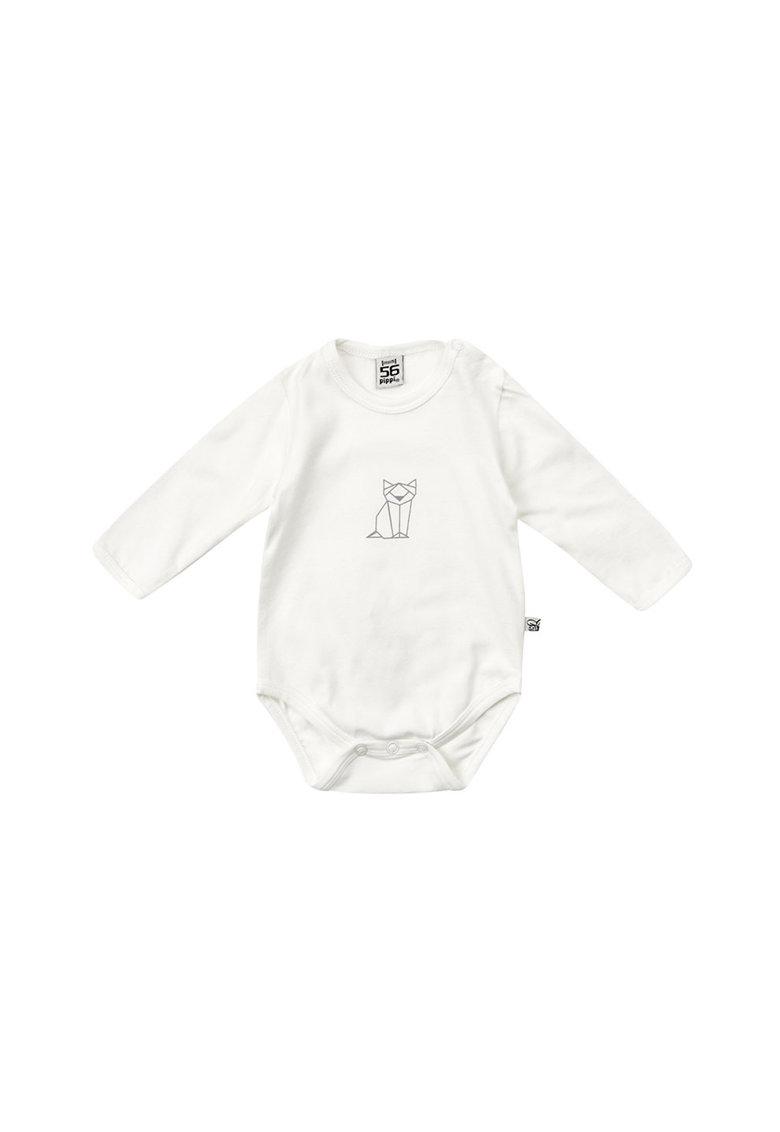 Pippi Body cu imprimeu geometric – pentru nou-nascuti