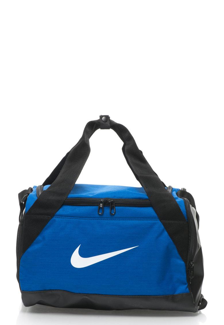 Nike Geanta duffle cu imprimeu logo Brasilia