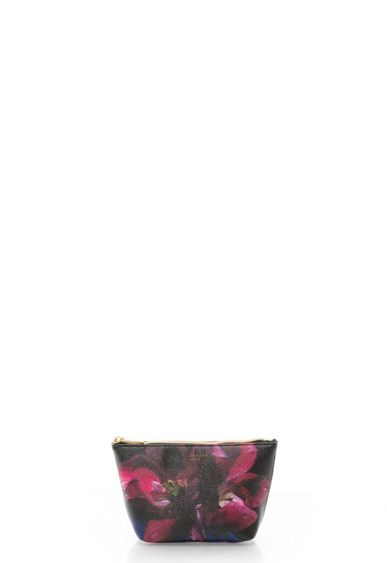 Geanta pentru cosmetice Leaa Impressionist Bloom de la Ted Baker