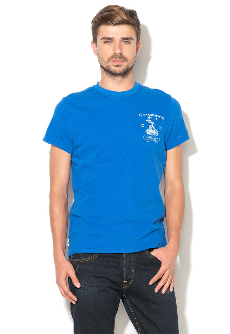Pepe Jeans London Tricou cu imprimeu Cambridge University