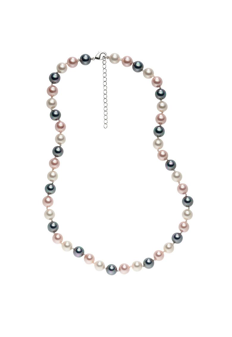 Colier din perle sintetice de la Zee Lane