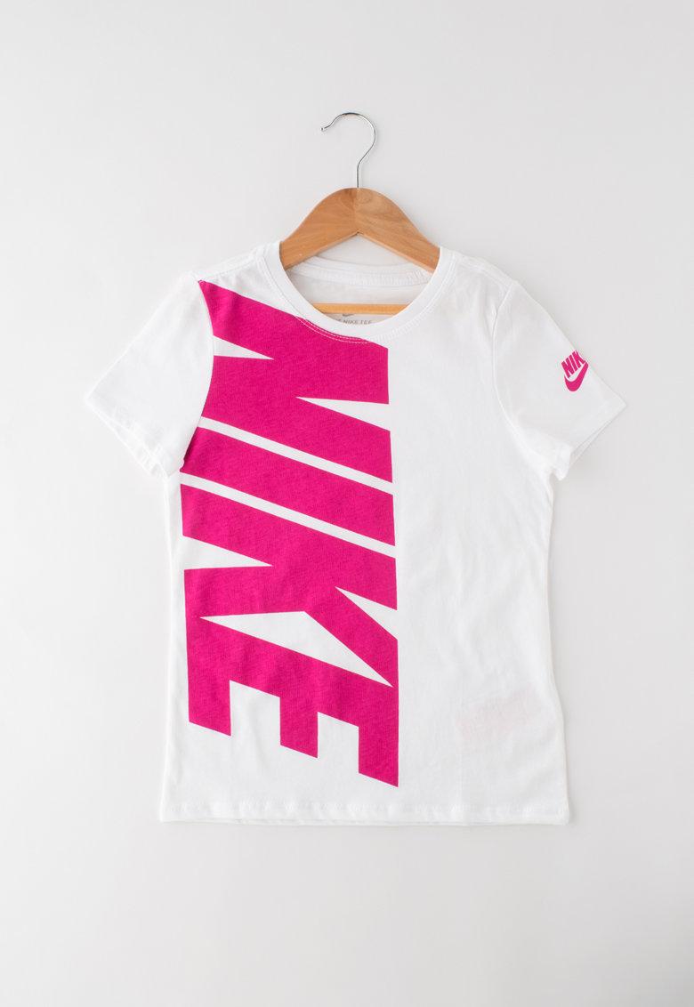 Tricou sport cu imprimeu logo 9 Nike