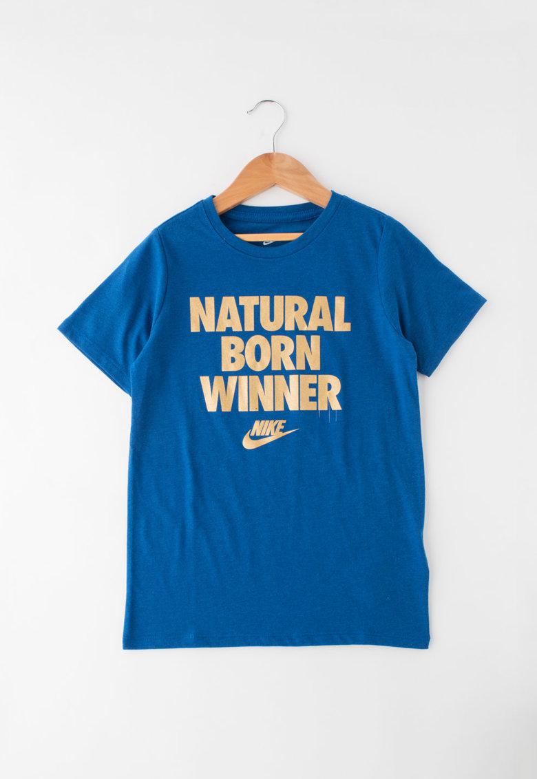 Nike Tricou cu imprimeu text
