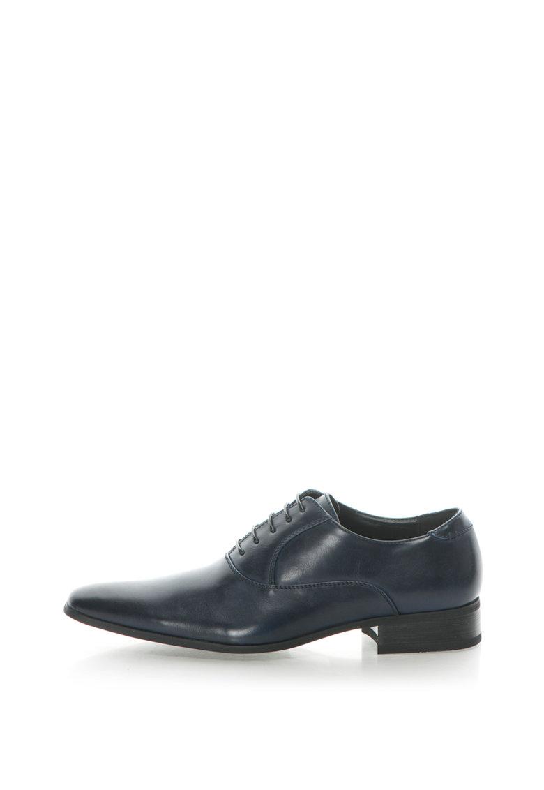 Versace 1969 Abbigliamento Sportivo Pantofi de piele cu varf alungit Jonas