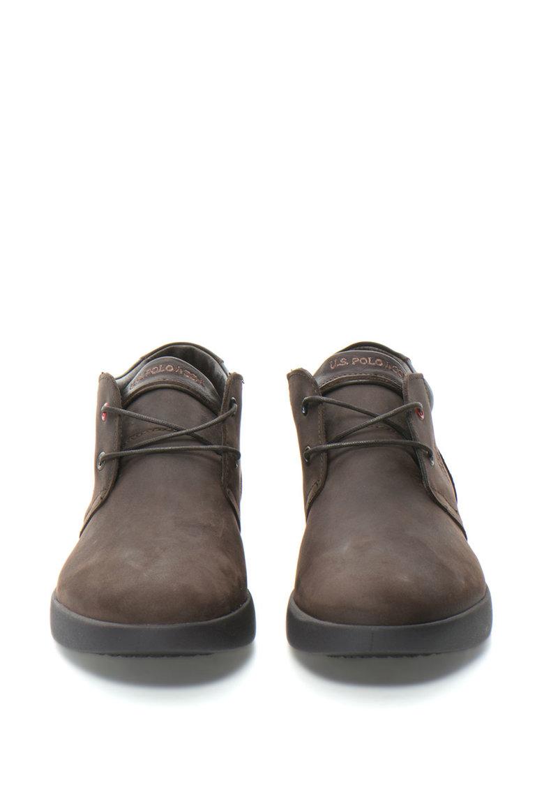Pantofi sport chukka Simon de la US Polo Assn