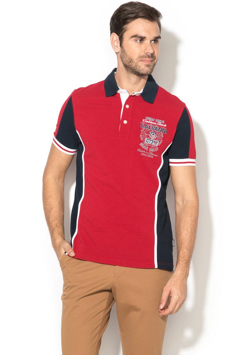 Tricou Polo Cu Logo Dimini
