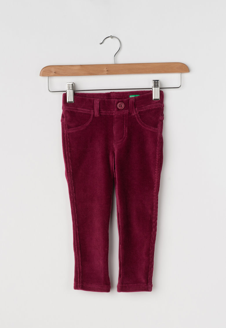 Pantaloni skinny din reiat de la United Colors of Benetton