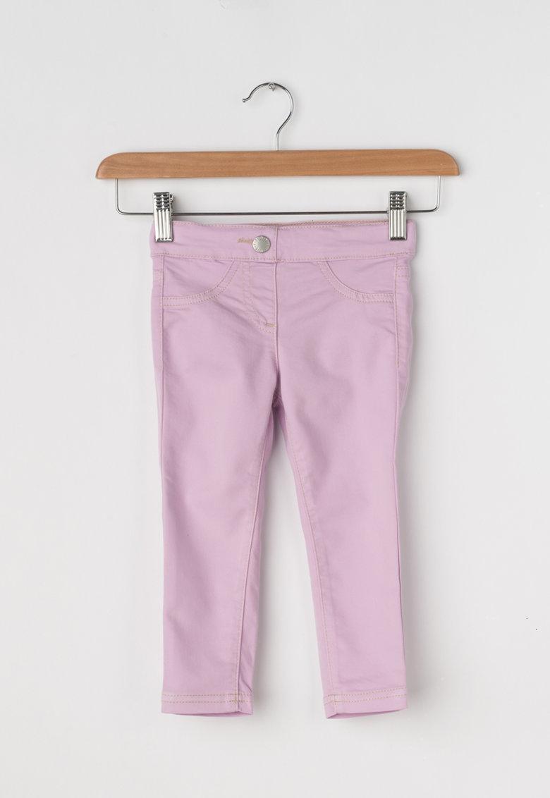 Jeggings skinny fit cu talie ajustabila United Colors of Benetton