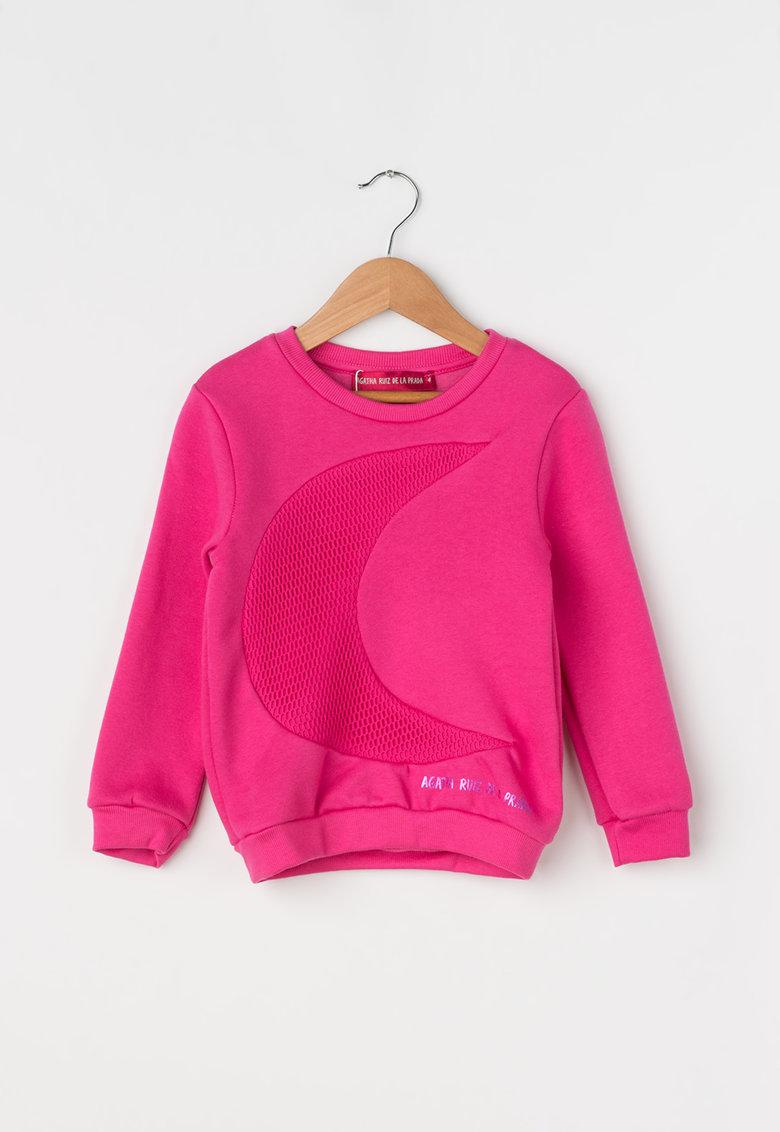Agatha Ruiz de la Prada Bluza sport cu insertie de plasa