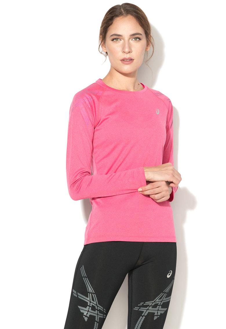 Bluza cu detalii reflectorizante – pentru alergare de la Asics – 146603-0699