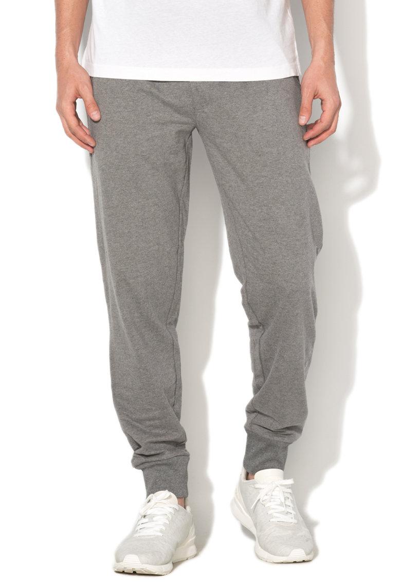 Pantaloni jogger cu snur pentru ajustare de la NR1 Number One
