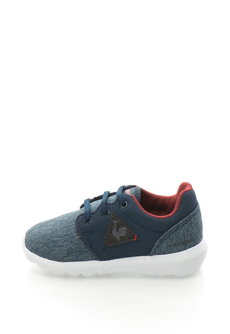 Le Coq Sportif Pantofi sport cu garnituri de piele intoarsa Dynacomf