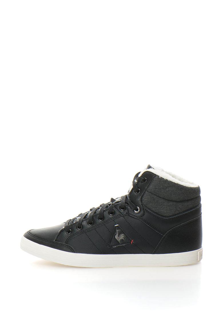 Le Coq Sportif Pantofi sport mid-high de piele Portalet