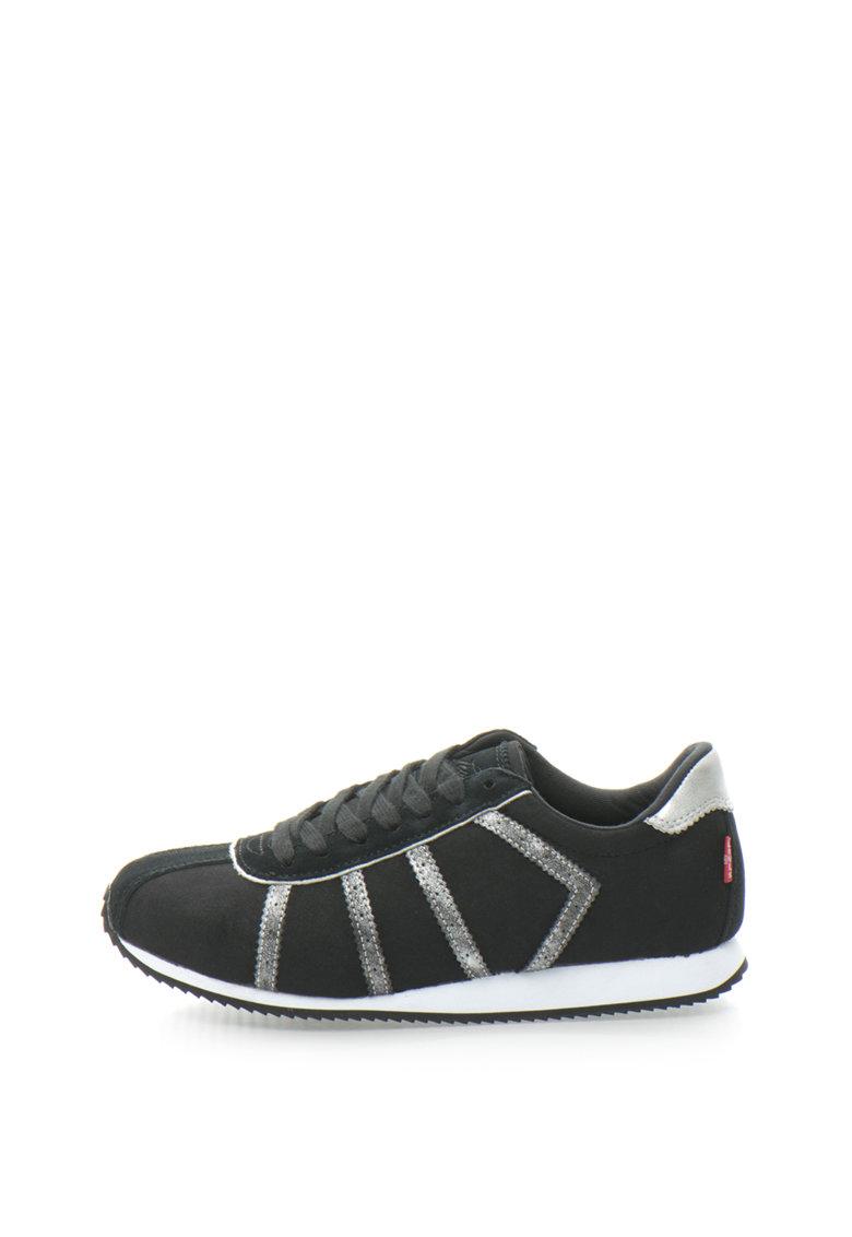 Levi`s - Pantofi Sport Cu Insertii De Piele Intoarsa