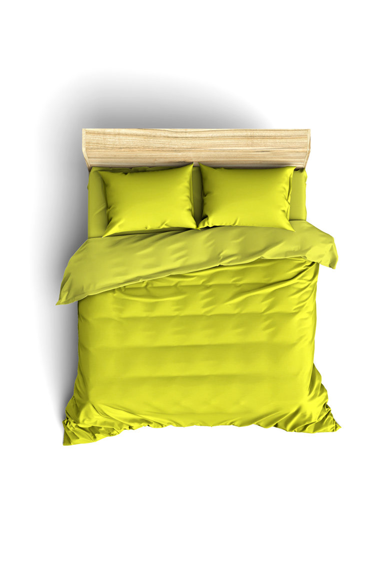 Set de pat matlasat Suna Double de la Leunelle