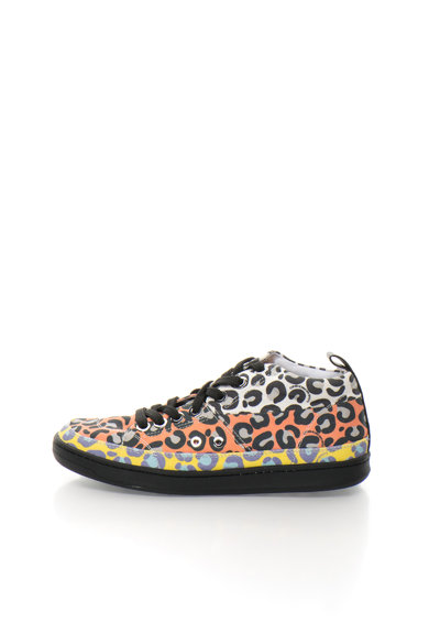 Love Moschino Tenisi mid-high multicolori Femei