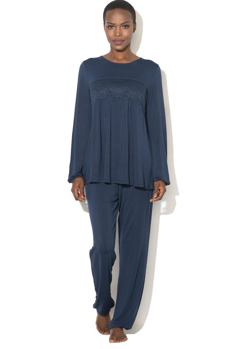 Pijama cu insertii de dantela Amourette Spotlight thumbnail