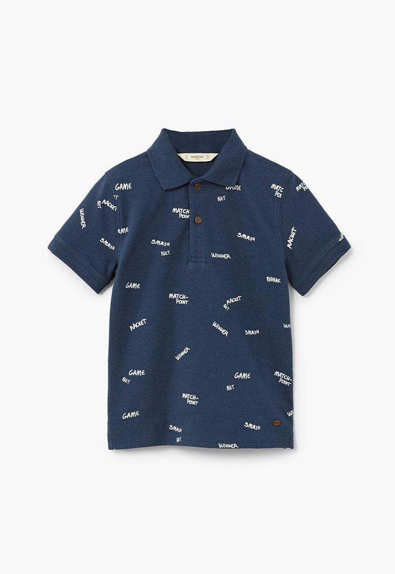 Tricou cu slituri laterale Special Polo thumbnail