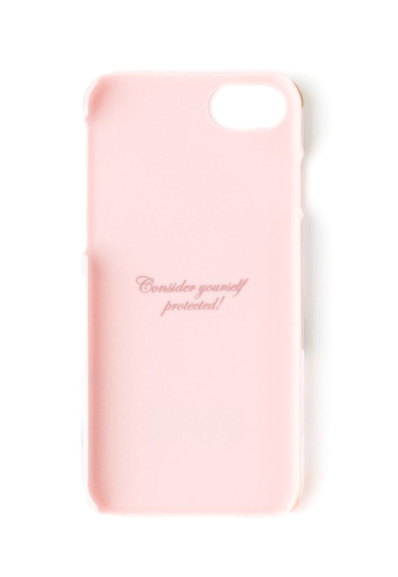Carcasa pentru Iphone cu model floral Rebbeca thumbnail