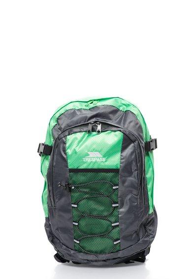 Trespass Rucsac verde cu negru cu spate captusit Vapours – 20L
