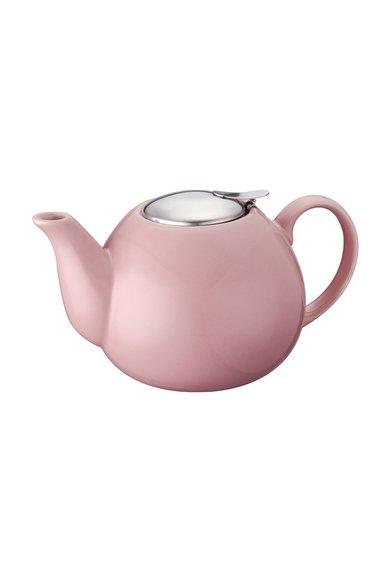 FashionDays.ro: Ceainic roz din ceramica cu filtru Peterhof
