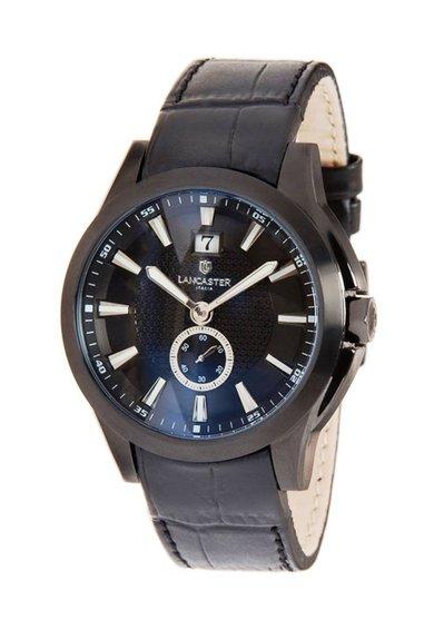 Ceas negru Apollo Medium