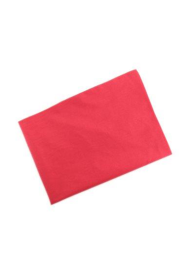 Cearsaf de pat roz zmeuriu cu protectie antibacteriana de la Leunelle