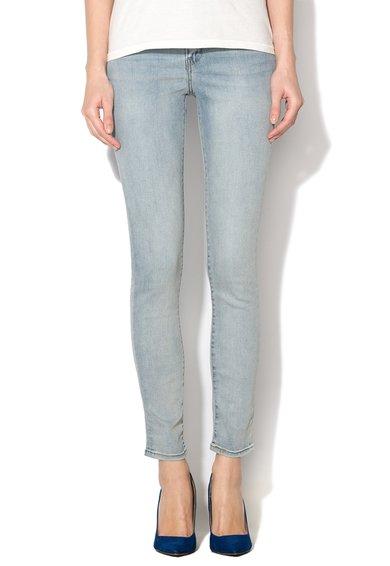 Jeansi skinny bleu 721