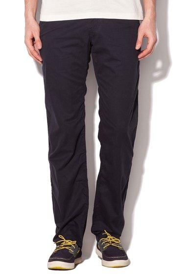 FashionDays.ro: Pantaloni drepti albastru ultramarin Timberland