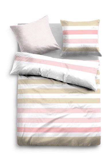 Set de pat multicolor in dungi