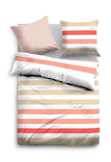 Tom Tailor Set de pat multicolor in dungi