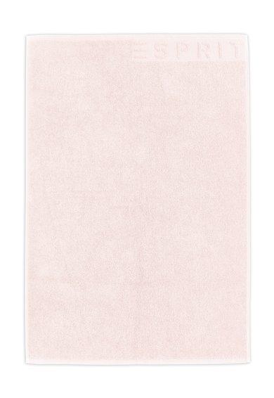 Covoras de baie roz Solid