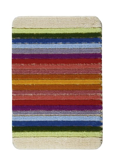 FashionDays.ro: Covoras de baie multicolor cu textura in relief Sorema