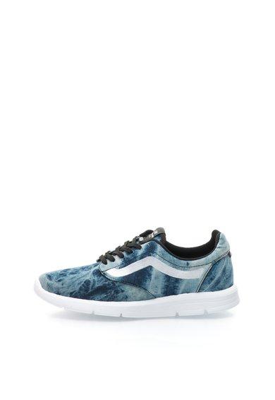 Pantofi sport albastri de denim Iso 1.5 Blue