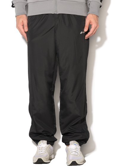 Lotto Pantaloni sport negri Fire Bird