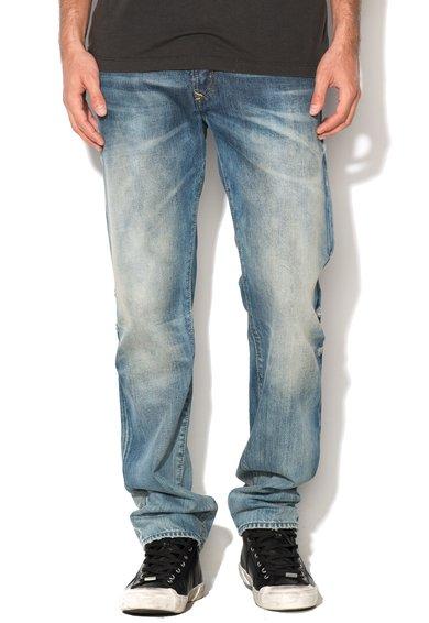 Diesel Jeansi albastri conici Buster