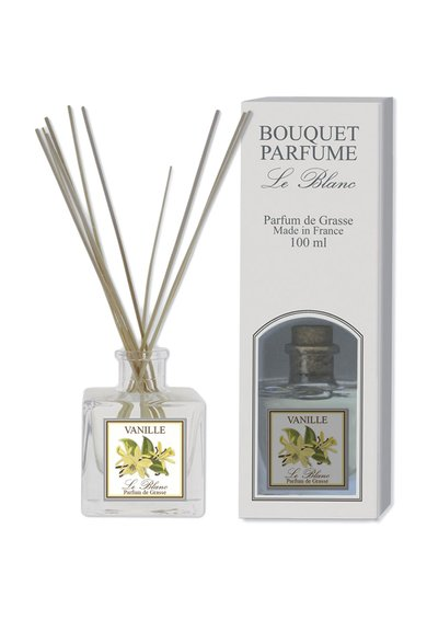 FashionDays.ro: Difuzor de parfum cu bete de rattan Vanille Le Blanc