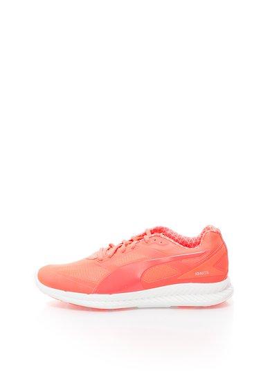 Pantofi sport corai neon Ignite de la Puma