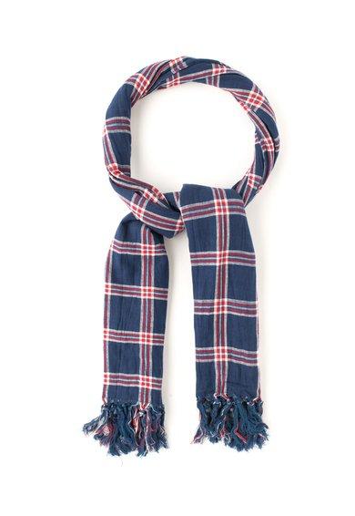 Pepe Jeans London Esarfa multicolora cu imprimeu Sven